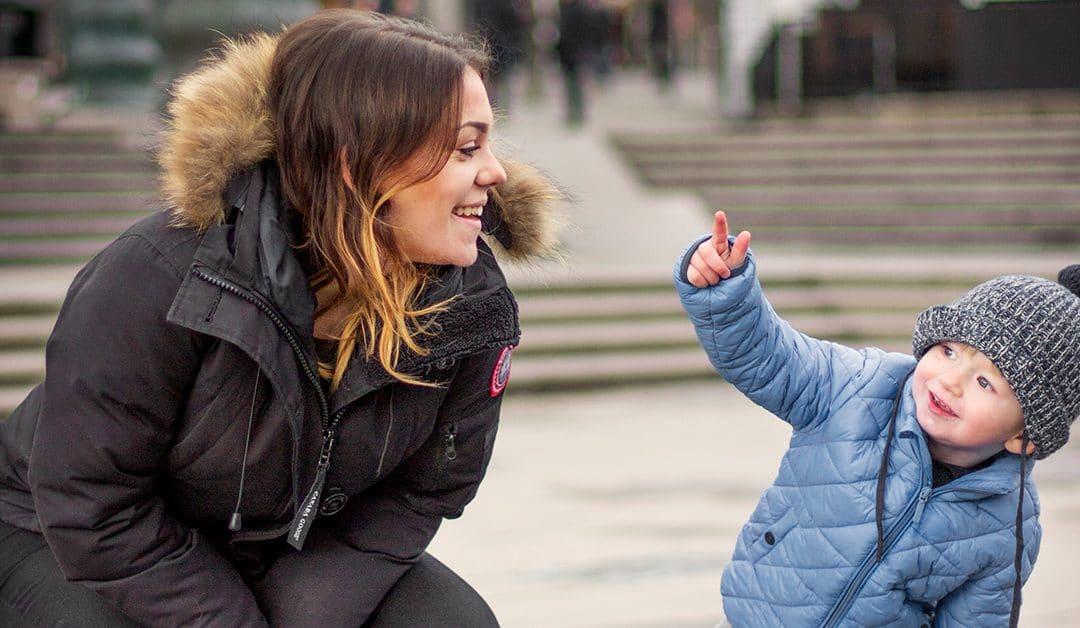 Omni: De anlitar en nanny för livspusslet