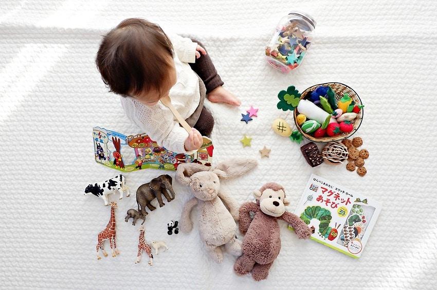 Tips: Rengöring av leksaker